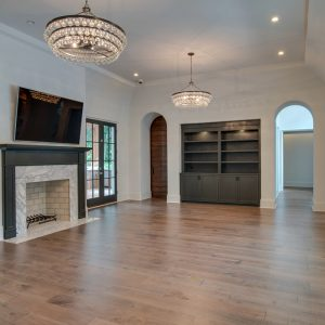 Belknap Road - Great Room