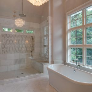 Belknap Road - Master Bathroom