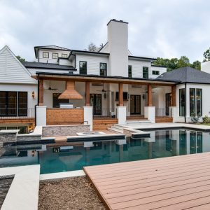 Belknap Road - Outdoor Living