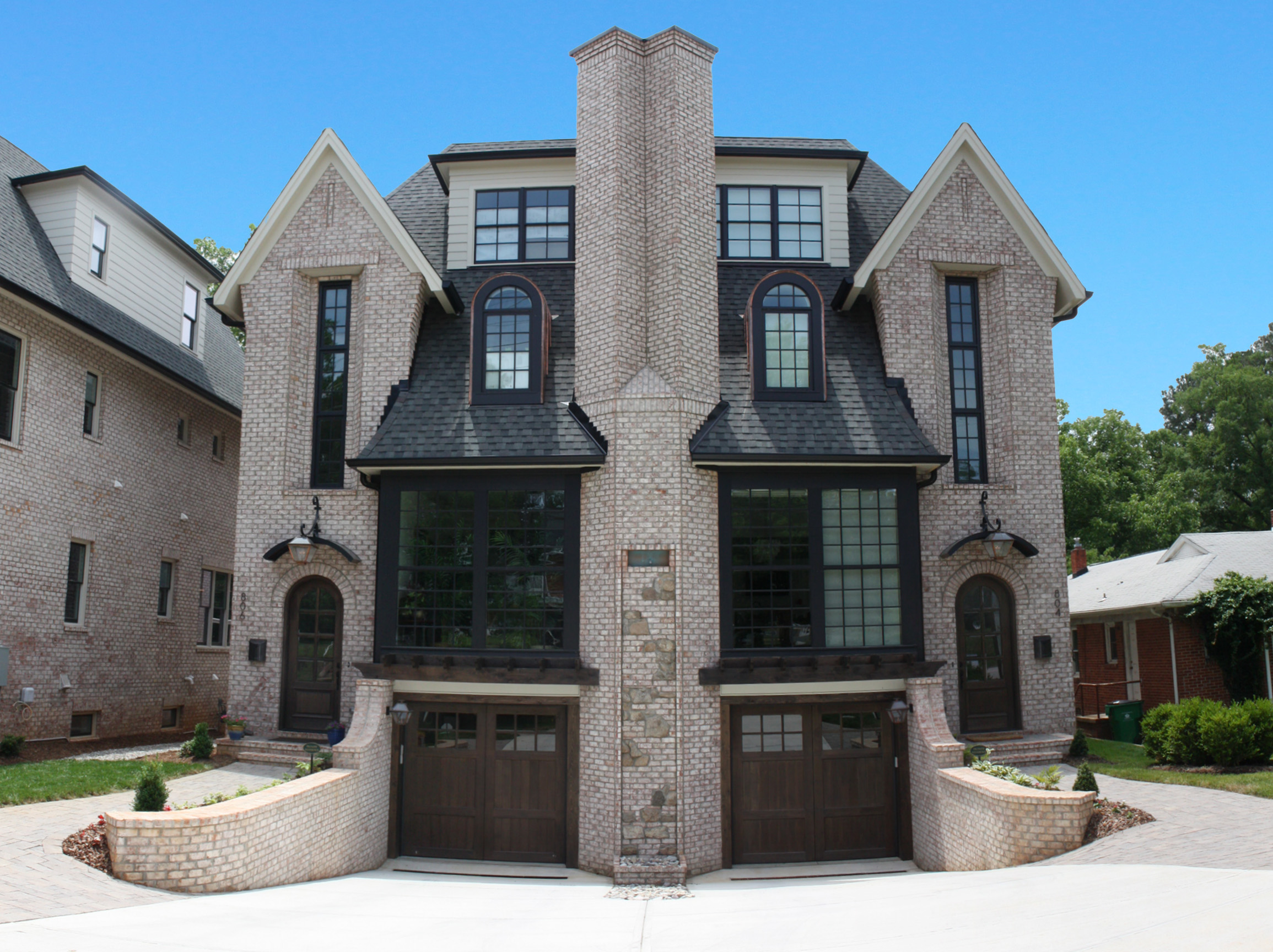 The Fountains at Mattie Rose Custom Duet Homes For Sale in