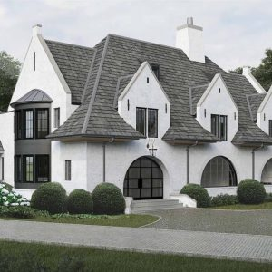 Dutch Country Manor
