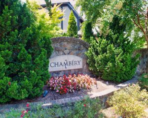 Chambery Entry